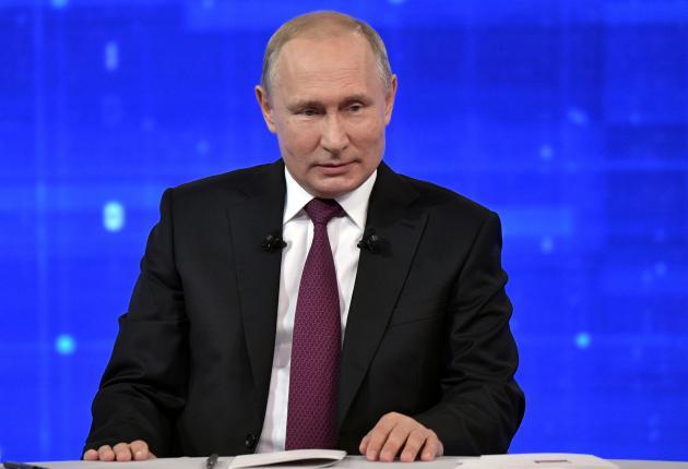 PUTINOV ŠAH-MAT: Tvrdnje predsednika RUSIJE koje su potpuno matirale ZAPAD!