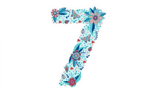Zašto je 7 omiljeni broj