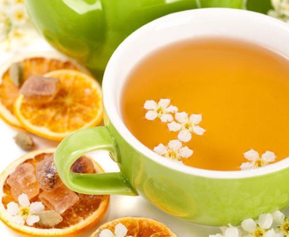 Šolja čaja pred spavanje