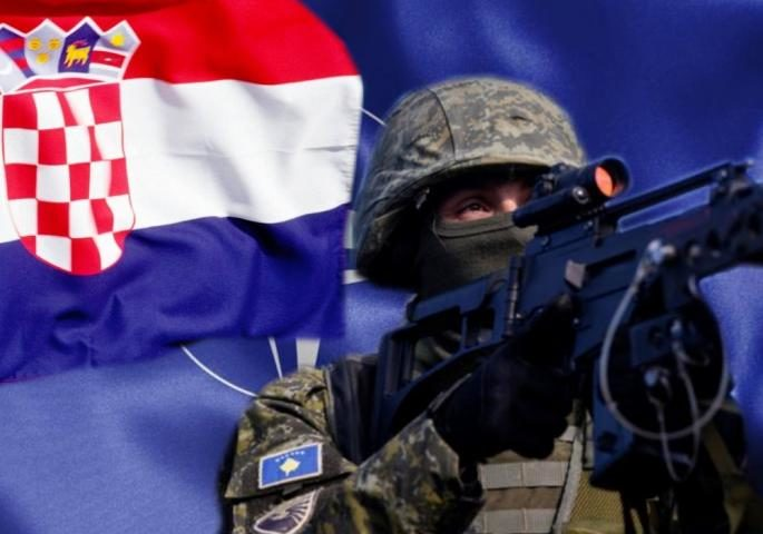 UDAR NA SRBIJU: Hrvatski veterani na Kosovu! ONO ŠTO SU URADILI RAZBESNEĆE SRBIJU