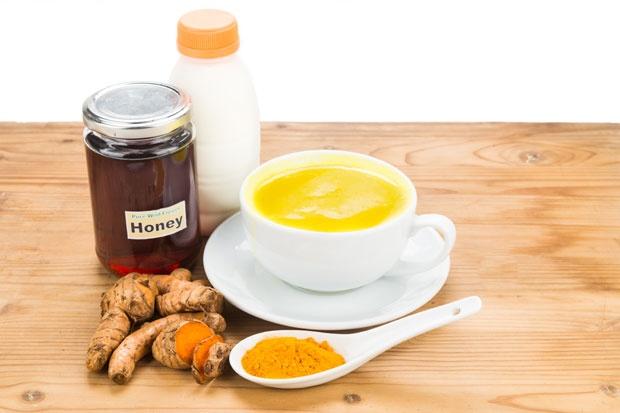 Jogurt i kurkuma za mršavljenje
