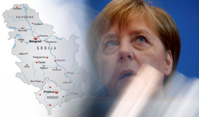 NEMAČKI ULTIMATUM SRBIJI preko EU