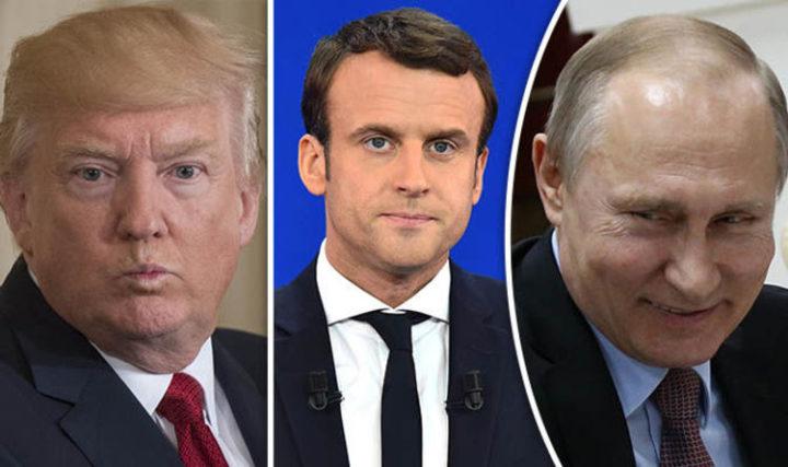 STRUČNJAK OTKRIVA: Evo zašto Francuska preuzima Srbiju! AMERIKA I RUSIJA PADAJU U DRUGI PLAN