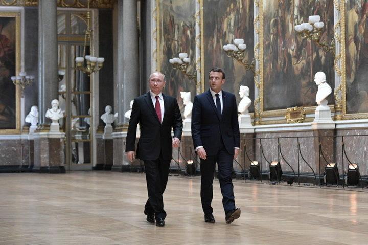 HITNO SAOPŠTENJE IZ KREMLJA: Putin obavio odlučujući razgovor sa Makronom! STVARA SE SAVEZ OD KOJEG ĆE SVI STREPETI