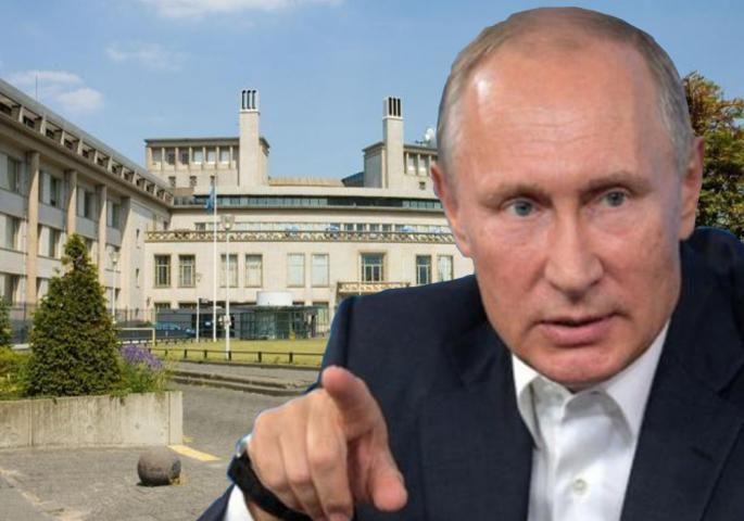 РУСИЈА УВЕЛА САНKЦИЈЕ ХАГУ: Путинов човек у УН очитао лекцију крвопијама! Открио и зашто ПРОГОНЕ СРБЕ! (ВИДЕО)