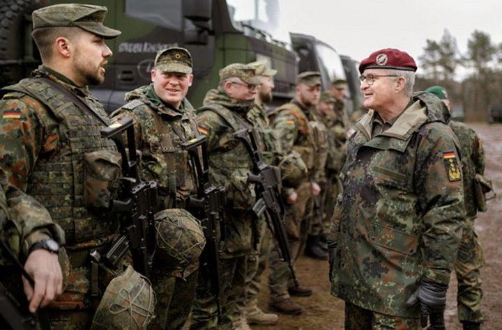 НИСУ БИЛИ ИЗЛОЖЕНИ РАДИЈАЦИЈИ НА БАЛКАНУ: Немачки војници без одштете