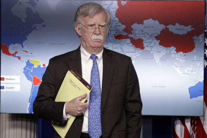 BEZOČNI NAPAD NA RUSIJU I KINU: Bolton ne bira reči, pomenuo Jugoslaviju i Trampa!
