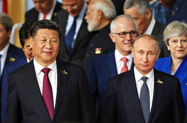 POTPUNA PODRŠKA RUSIJI: Peking stao uz Moskvu, staju na put opasnom planu Vašingtona!