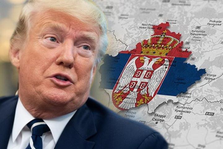 TRAMP POTVRDIO DA SE VAŠINGTONU ŽURI: Grenel će sigurno rešiti Kosovo, on zna kako