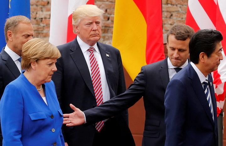VELIKI OBRT: Tramp i Makron pozvali Rusiju na G7