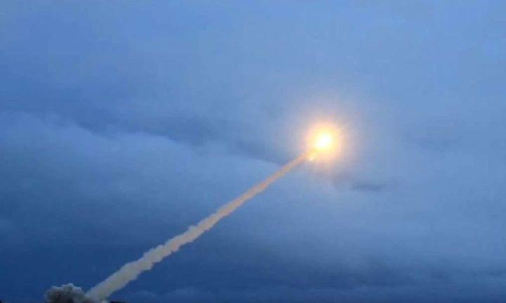 Pedeset raketa ISPALJENO NA IZRAEL