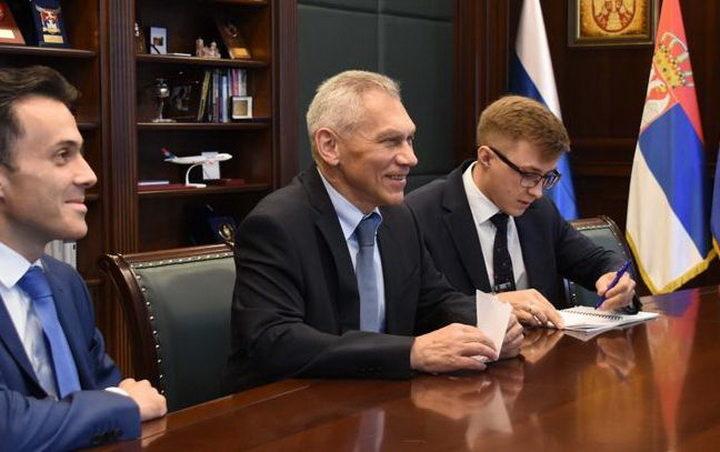 RUSKI AMBASADOR NAJAVIO: Srbija potpisuje važan sporazum sa Evroazijskom ekonomskom unijom!