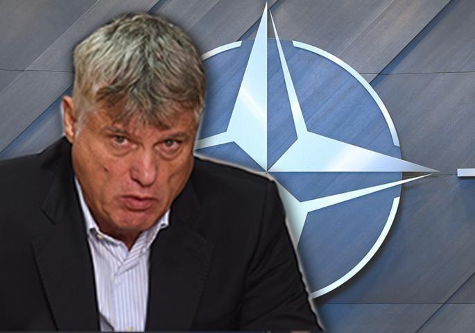 OBISTINILE SE CRNE SLUTNJE LAZANSKOG O NATO PAKTU