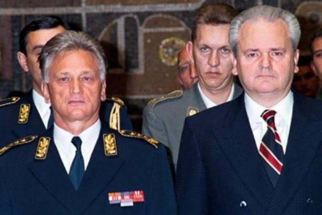 SKANDAL TRESE SRBIJU: Šta to krije general Perišić?