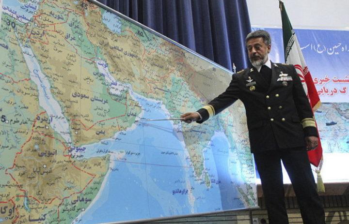 """IRAN """"ZALEDIO"""" AMERIKANCE: Dve američke baze u dometu naših raketa"""