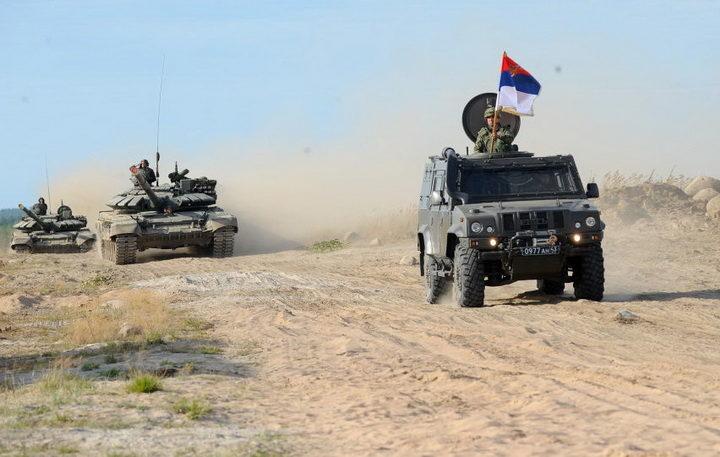 БРОЈКЕ ШОКИРАЛЕ И ЗАПАД И ИСТОК: Војска Србије има три пута више вежби са…
