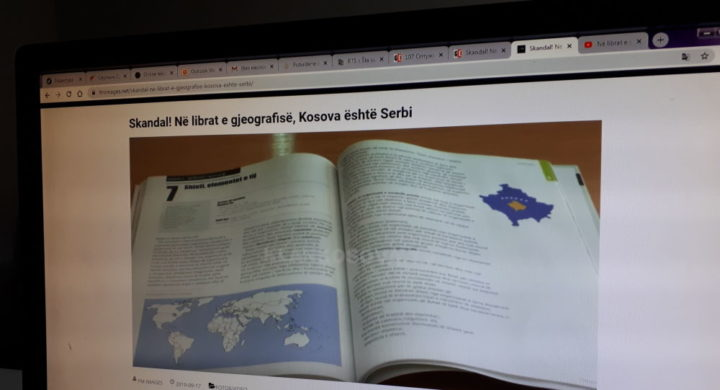 "BURA NA KOSOVU: Šiptarske vlasti poludele! ALBANSKA DECA UČE: ""KOSOVO JE SRBIJA"""