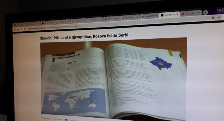 """БУРА НА КОСОВУ: Шиптарске власти полуделе! АЛБАНСКА ДЕЦА УЧЕ: """"КОСОВО ЈЕ СРБИЈА"""""""