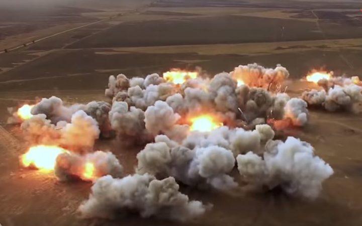 Руси приказали своје смртоносно оружје – ПАКАО ЗА НЕПРИЈАТЕЉА, СВЕ ОСТАЈЕ СПАЉЕНО (ВИДЕО)