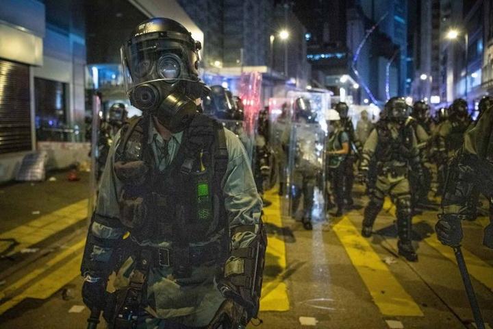 AMERIKANCI REŠILI: Odvajaju Hongkong od Kine!