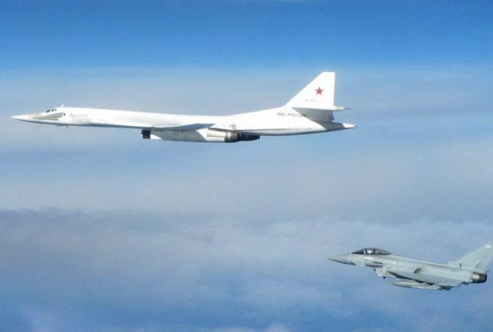 VANREDNO STANJE U NATO ALIJANSI: KAD RUSI POŠALJU supersoničnog bombardera, NATO diže Dance, Belgijance, Poljake i… (VIDEO)