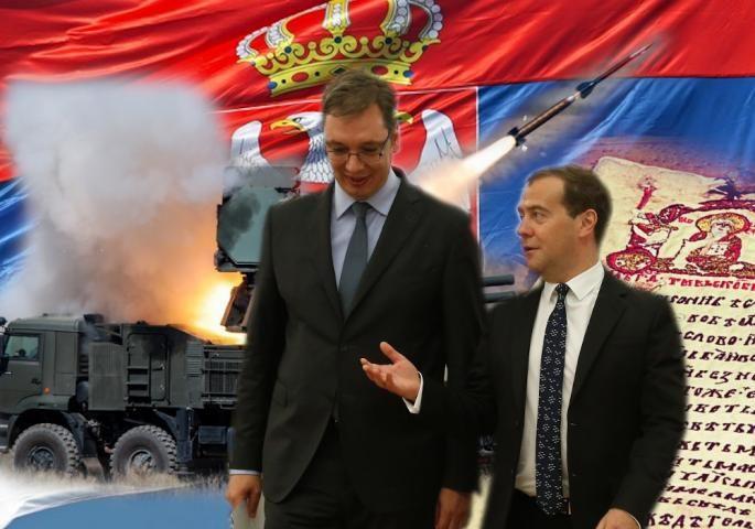 MEDIJI NA BALKANU O OVOME BRUJE: Da li Medvedev zbog oovga dolazi u Srbiju?