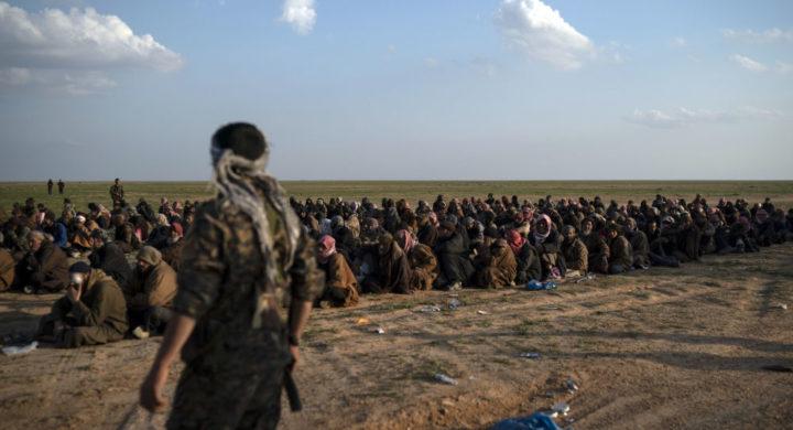 Руска војска: Ослобађање терориста ДАЕШ-а погоршаће ситуацију на Блиском истоку