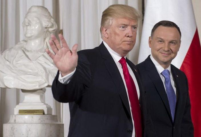 PANIKA U POLJSKOJ: Tramp priprema izdaju! EVO O ČEMU SE RADI