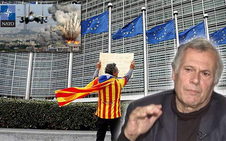 """БРИТАНСКИ ПОЛИТИЧАР ШОКИРАО ЕВРОПСКУ УНИЈУ: """"Зашто сада НАТО не бомбардује Мадрид 78 дана?"""""""
