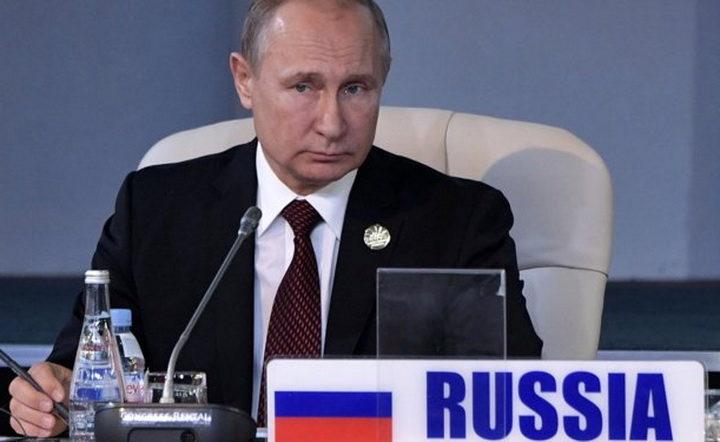 PUTIN LOMI ZAPADNO ORUŽE U RUSIJI: Političke stranke koje primaju novac iz inostranstva biće zabranjene