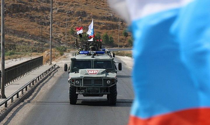 RUSIJA ŠALJE dodatne snage na sever SIRIJE