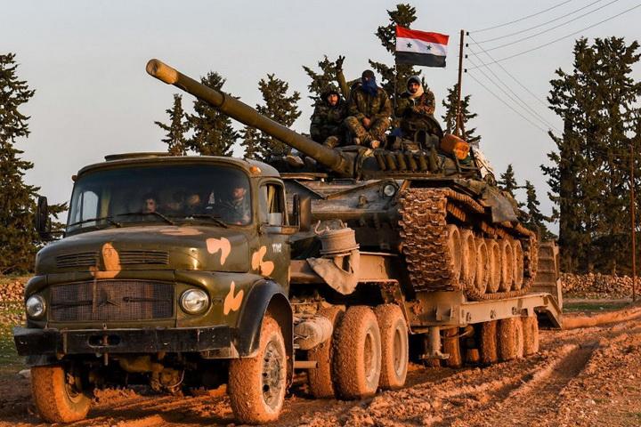 ВЕЛИКИ ПРЕОКРЕТ: Сиријска војска опколила…