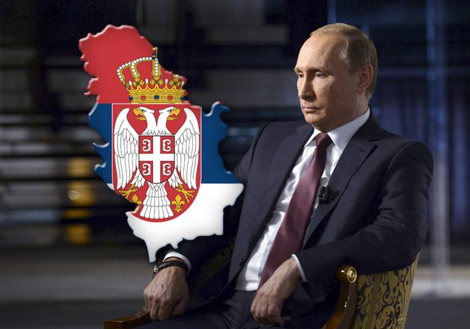 РУСИЈА ПОСЛАЛА МОЋНУ ПОРУKУ СРБИЈИ У ТРЕНУТKУ KАДА ЗАПАД СПРЕМА БРУТАЛАН АТАK НА НАШУ ЗЕМЉУ!