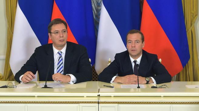 OTKRIVENI DETALJI POSETE MEDVEDEVA: Sa Vučićem će posebno razgovarati o jednoj temi