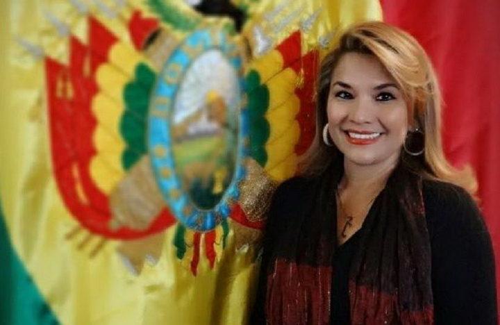 PORNO PREDSEDNICA BOLIVIJE: Isplivali rani radovi Žanin Anjez ?! (FOTO 18+)