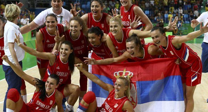 Košarkašice pobedile Albaniju 105 razlike!
