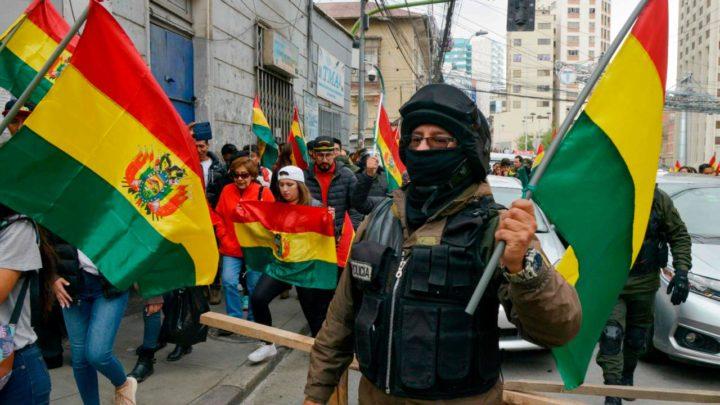 ЕВО ЗБОГ ЧЕГА СУ АМЕРИКАНЦИ организовали револуцију у БОЛИВИЈИ