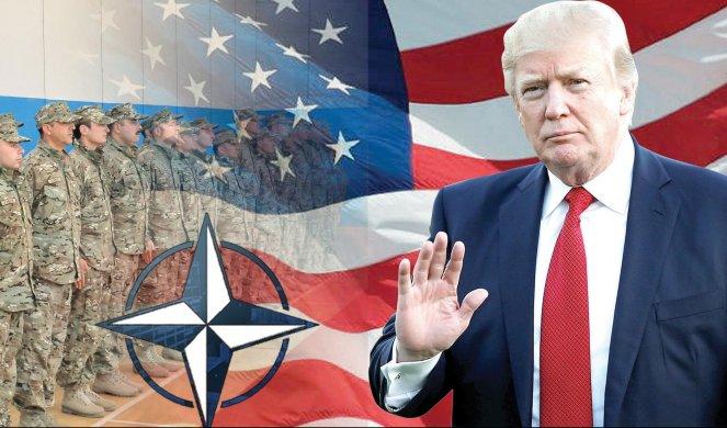 """СРБИЈО, ПАЛИ АЛАРМ! АМЕРИ ИМАЈУ БРУТАЛАН ПЛАН ЗА ЕВРОПУ! Све почиње са """"демонтажом НАТО"""", а завршава…"""