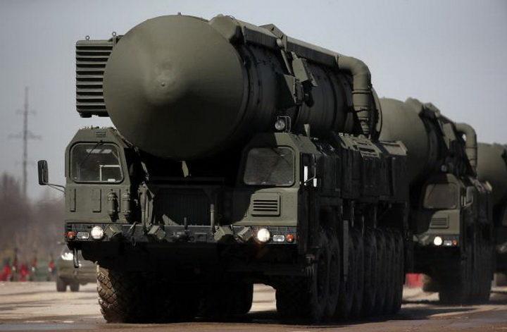 RUSKE RAKETNE SNAGE na proveri borbene spremnosti