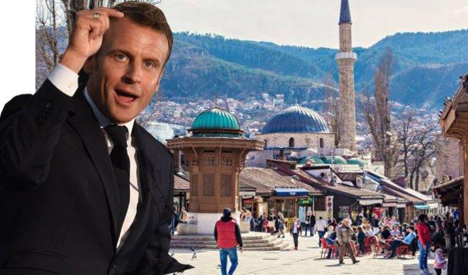 ПАНИКА У БОСНИ, МУСЛИМАНИ БЕСНИ: Макрон закуцао ексер на судбину муслимана у Босни и на БАЛКАНУ! ЕВО ШТА СЕ ДЕШАВА