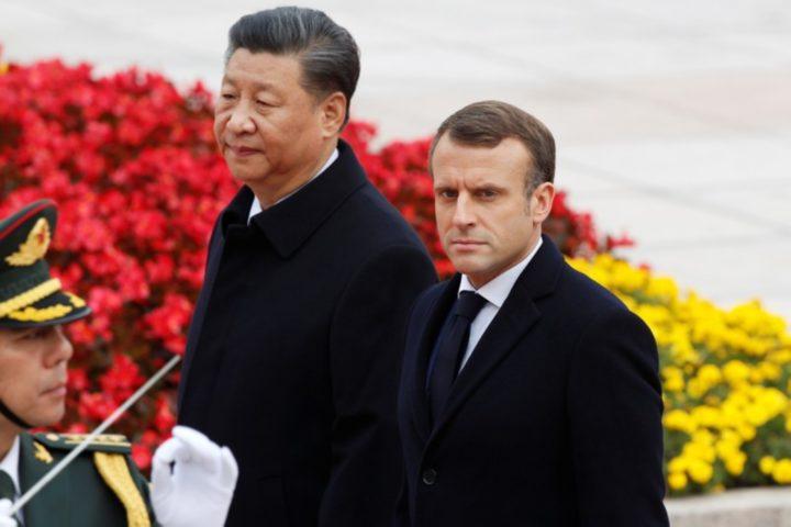 NOVO IZNENAĐENJE! Makron iz Kine ponovo šokirao! REKAO ISTINU AMERIKANCIMA