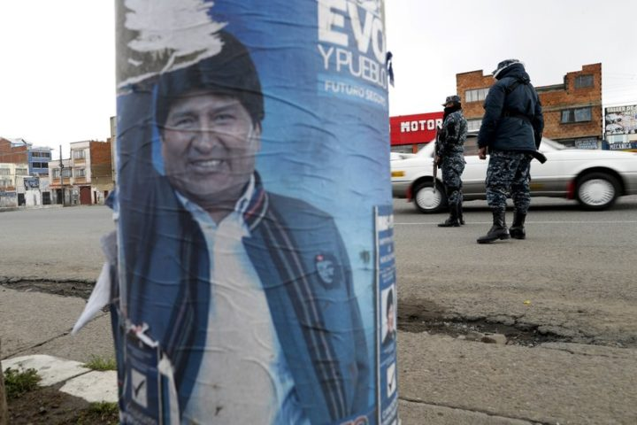 MORALESOVE PRISTALICE BLOKIRALE LA PAZ: Venecuela pred građanskim ratom