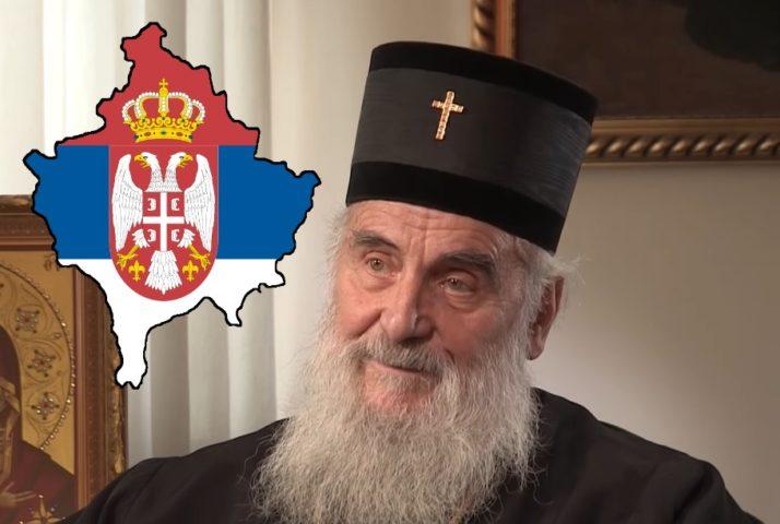 СНАЖНА ПОРУКА ПАТРИЈАРХА ИРИНЕЈА: Могу да нам отму Косово и Метохију, могу да нас поробе, али све оно што се на силу отме то се и врати!