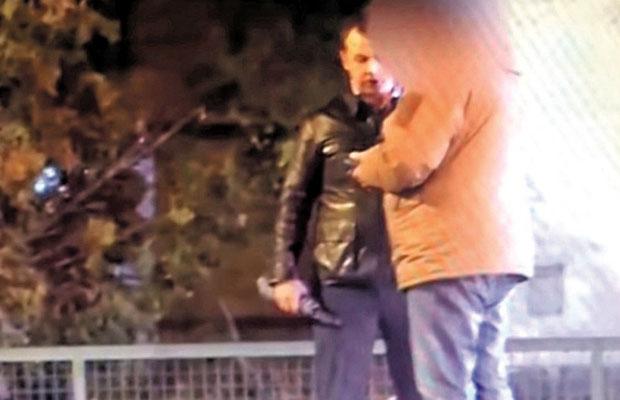OTKRIVENO ko je Srbin na snimku sa ruskim obaveštajcem