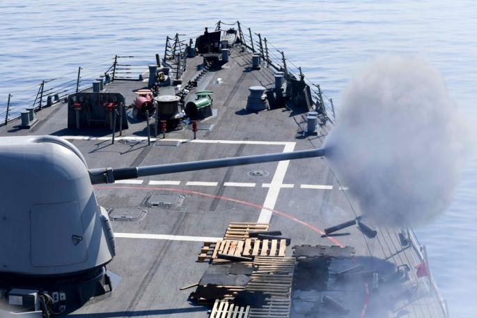 DRAMA: AMERIČKI RAZARAČ UPLOVIO U CRNO MORE! Ruski raketni brod REAGOVAO!