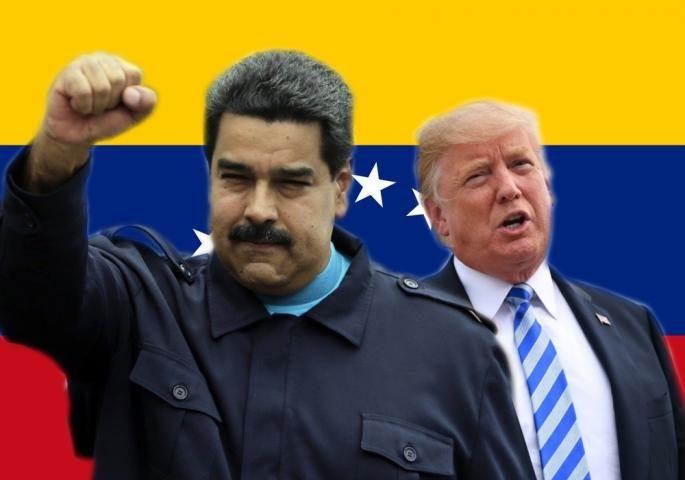 """ОДЈЕКНУЛО КАО БОМБА! Амерички """"господар рата"""" посетио Венецуелу!? ЕВО ШТА СЕ ДЕШАВА"""