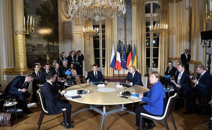 ПУТИН ОПЕТ ПОБЕДИО! Завршен састанак у Паризу, Русија добила велику територију