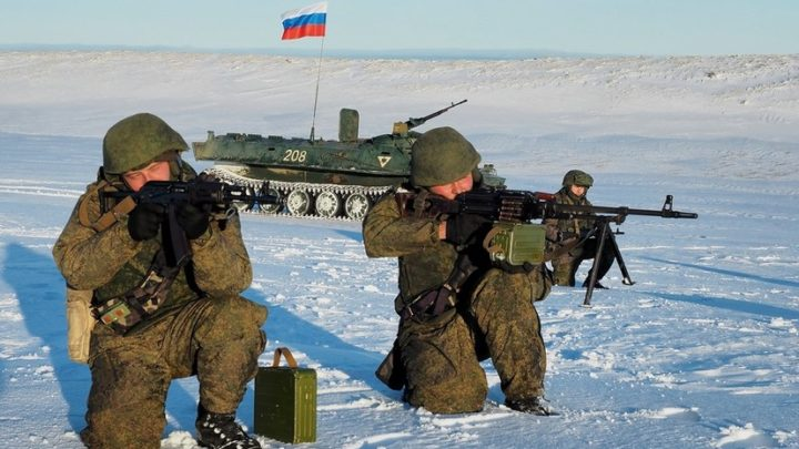 BEZ NJIH RUSI NE MOGU DA BRANE ARKTIK: Počela masovna mobilizacija ključnih pomagača ruske vojske! (VIDEO)