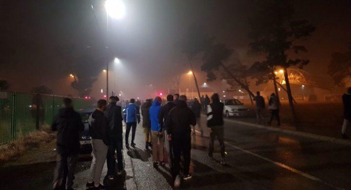 ПОЧЕЛИ НЕРЕДИ У ЦРНОЈ ГОРИ! Полиција баца сузавац и шок бомбе на народ (ВИДЕО)