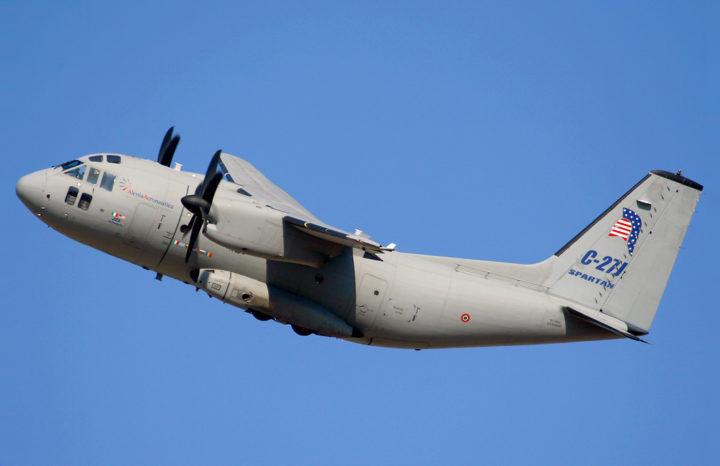 UDARNA VEST! U Iraku se srušio američki vojni avion